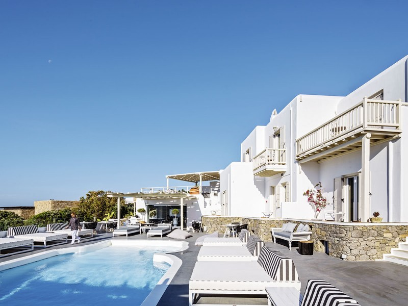 Hotel Princess Of Mykonos 1