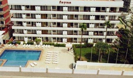 Appartement Fayna 2