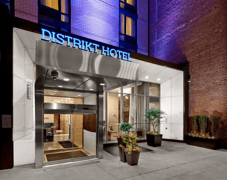 Hotel Distrikt New York City