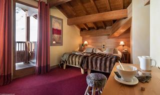 Hotel Residence Montana Airelles 4