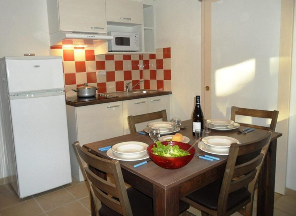Appartement Le Clos Du Rocher 4