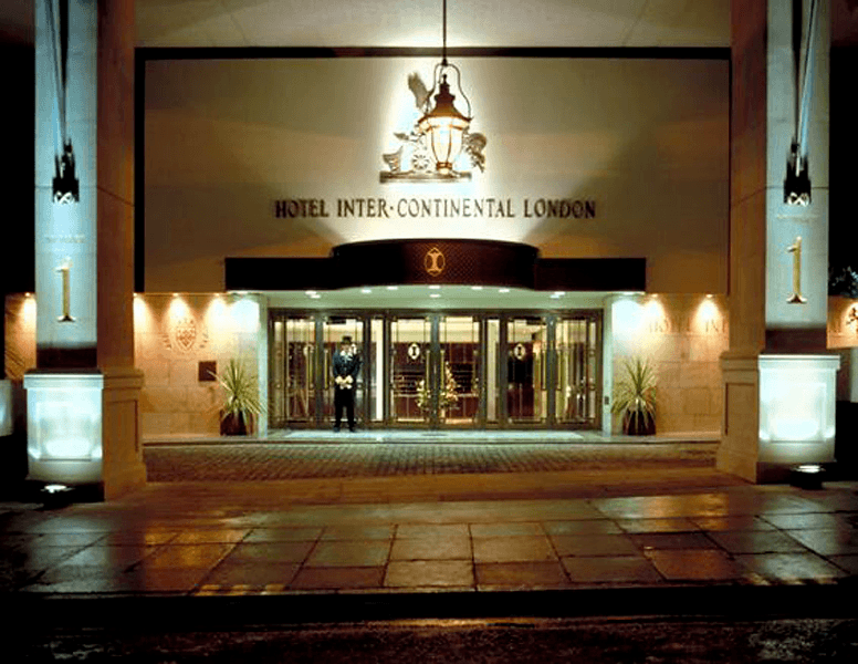 Hotel Intercontinental Park Lane 1