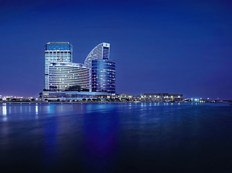 Hotel Crowne Plaza Dubai Festival City