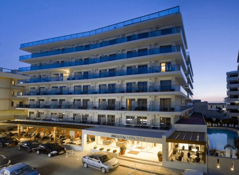 Hotel Manousos City 2