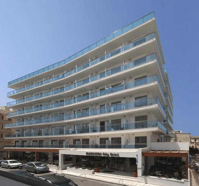 Hotel Manousos City 3