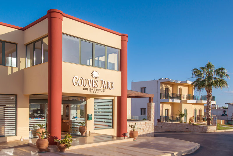 Hotel Gouves Waterpark En Holiday Resort 1