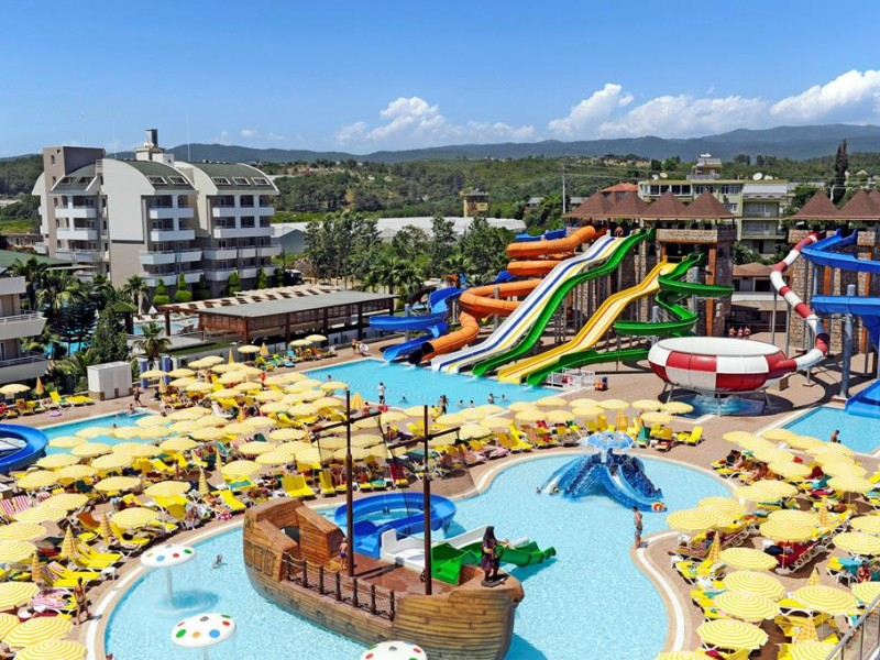 Hotel Splashworld Eftalia Splash Resort 1