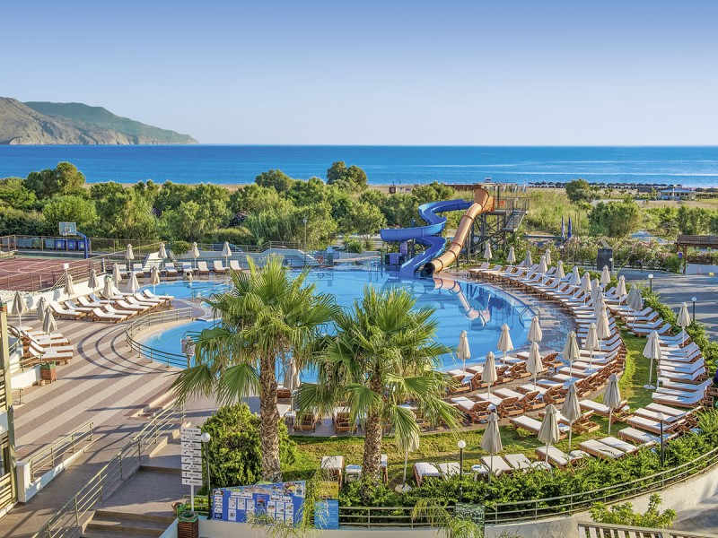 Hotel Georgioupolis Resort Aqua Park En Spa 1