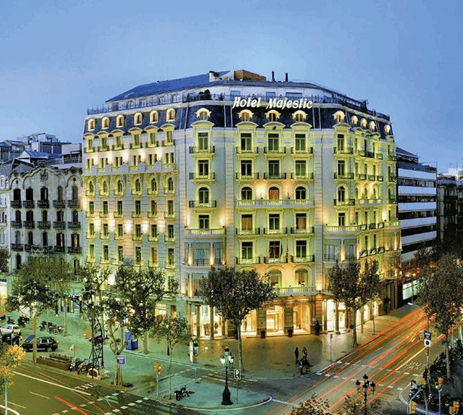 Hotel Majestic and Spa 1