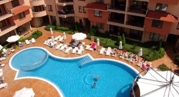 Apartotel Efir Holiday Village 3