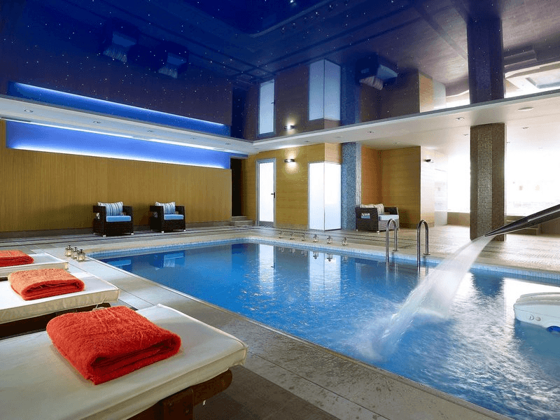 Hotel Macaris Suites en Spa 1