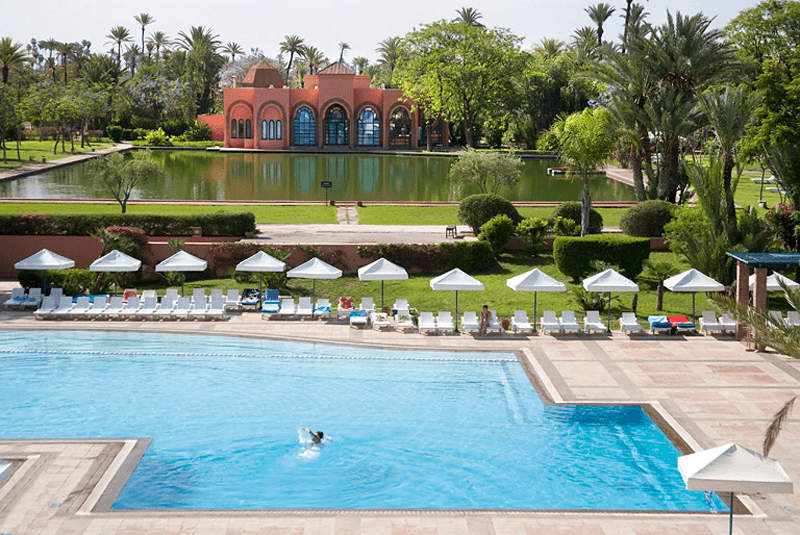 Hotel Pullman Marrakech Palmeraie Resort en Spa