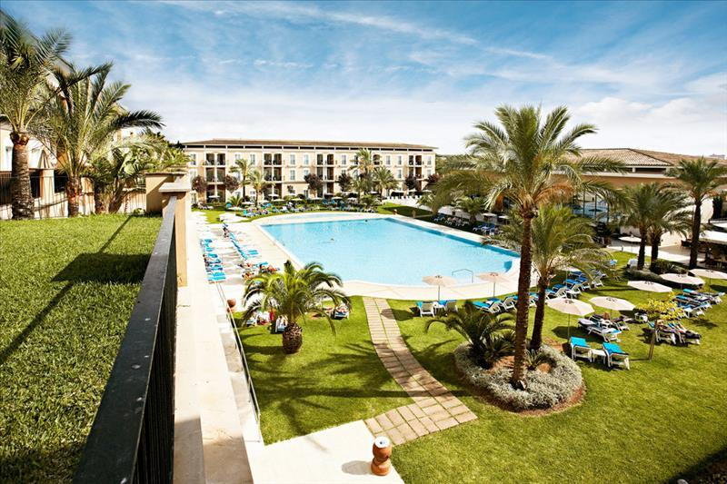 Hotel Grupotel Playa De Palma Suites en Spa
