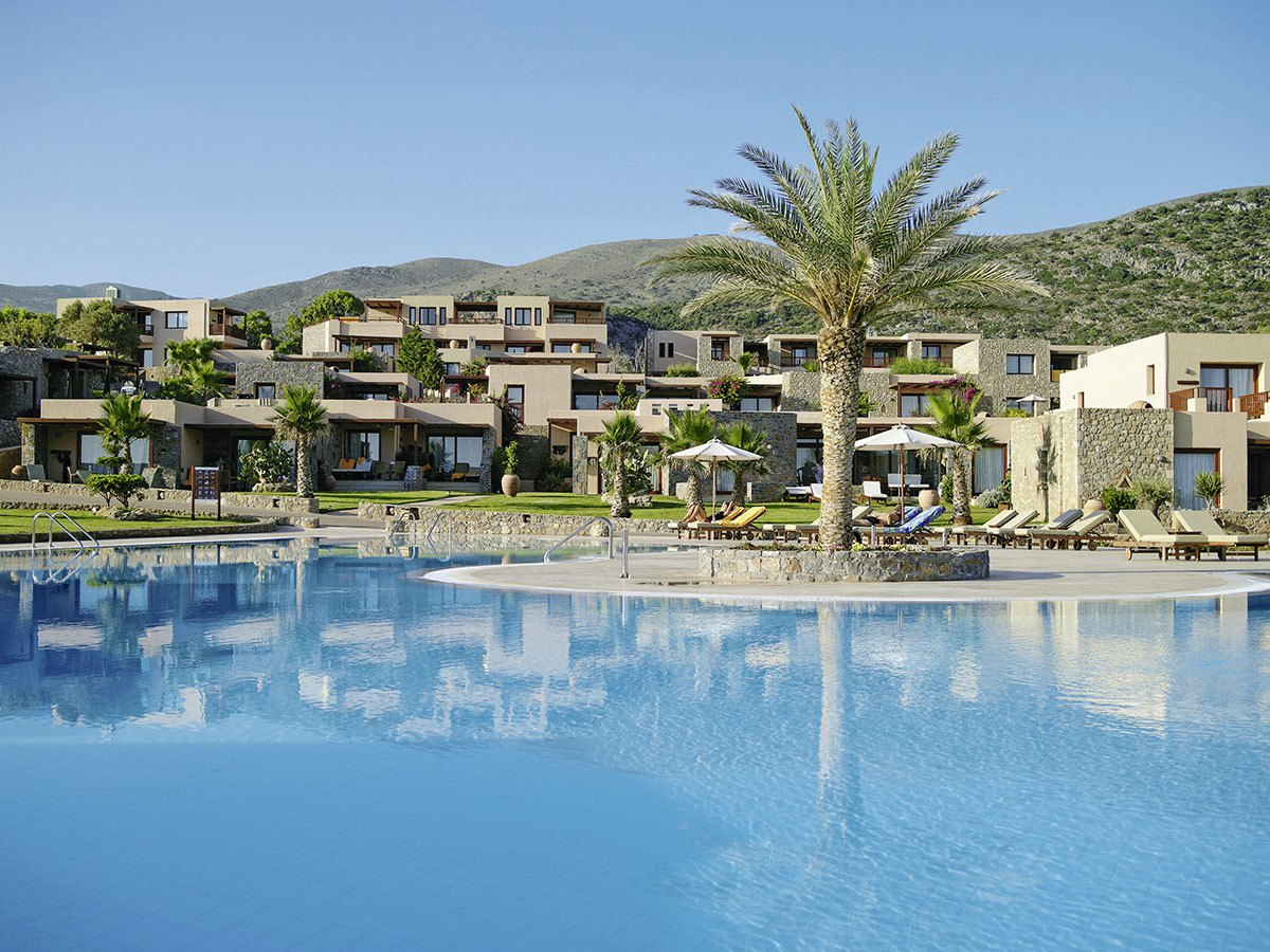 Hotel Ikaros Beach Luxury Resort en Spa