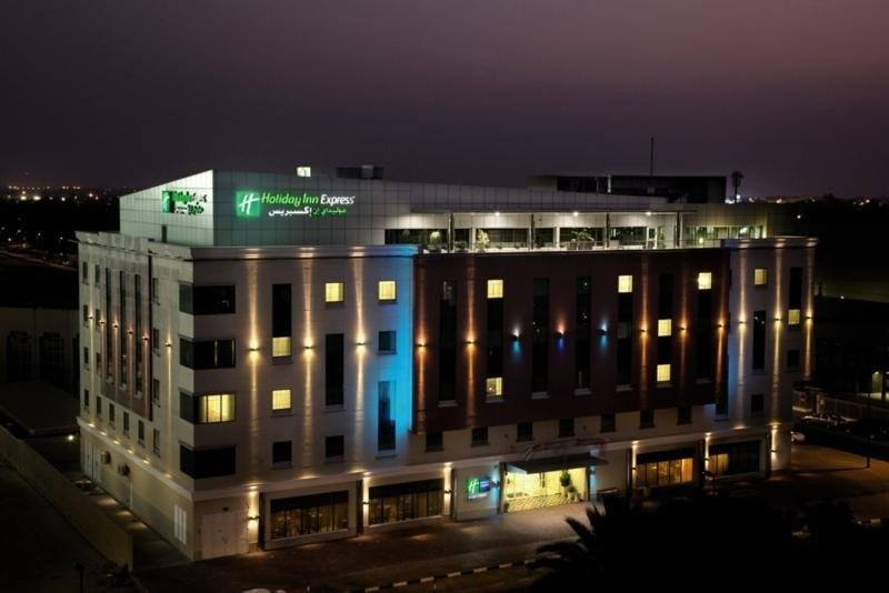 Hotel Holiday Inn Express Safa Park