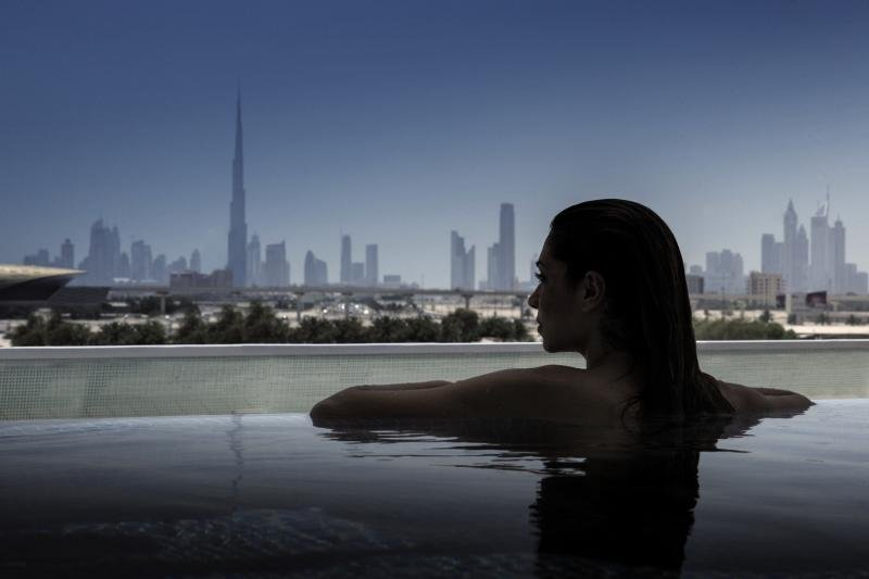 Hotel Intercontinental Dubai Festival City 1