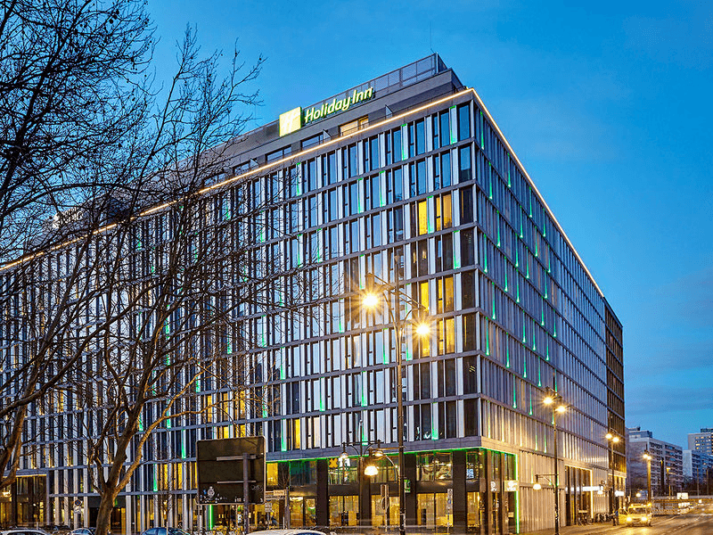 Hotel Holiday Inn Berlin Center Alexanderplatz 1