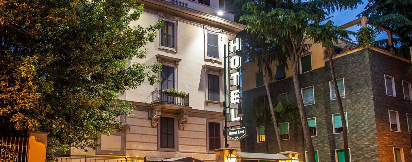 Hotel Buenos Aires 1