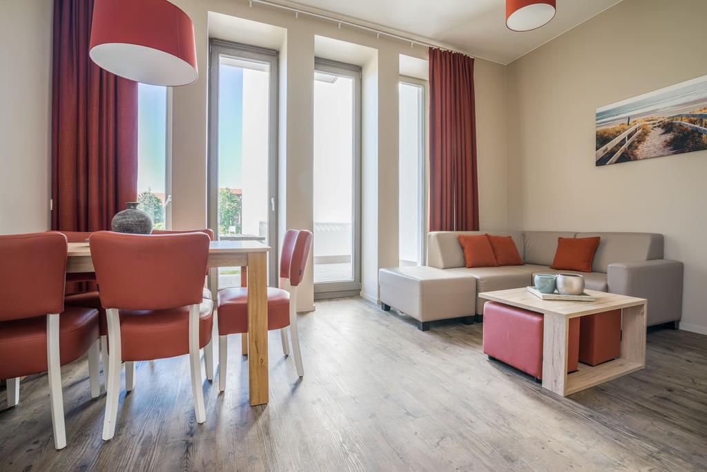 Appartement Holiday Suites Westende 1