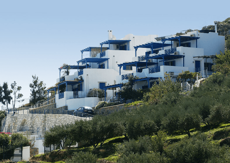 Hotel Nymphes Luxury 1