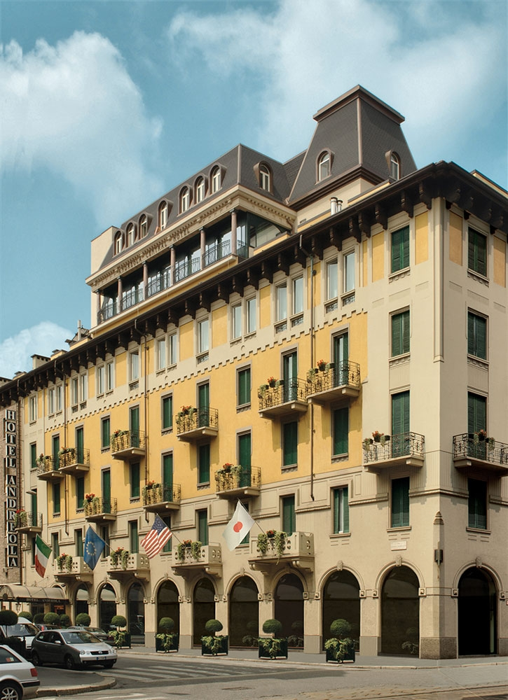 Hotel Andreola Central