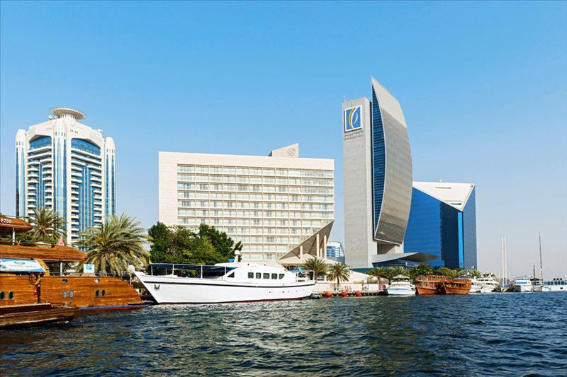 Hotel Sheraton Dubai Creek en Towers