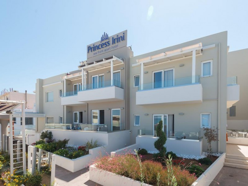Apartotel Princess Irini Sea Front
