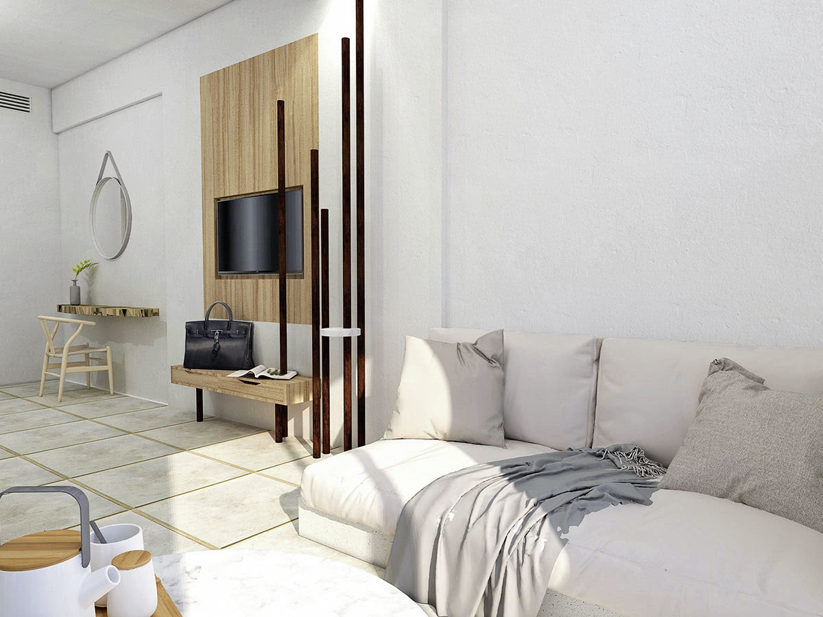Appartement Panthea Holiday Village 4