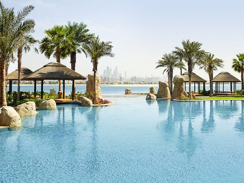 Resort Sofitel Dubai The Palm en Spa