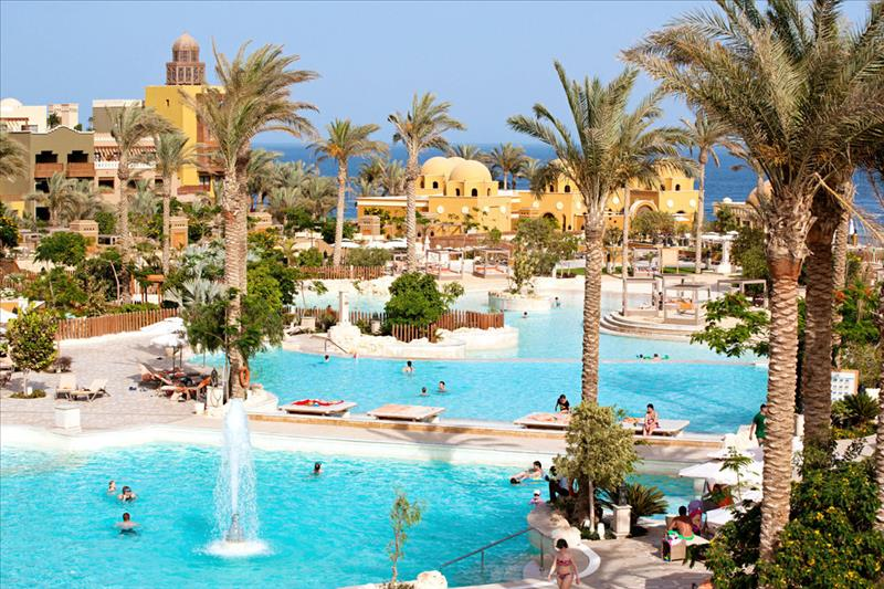 Hotel Red Sea Sunwing Waterworld Makadi 1
