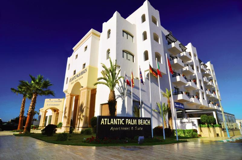 Hotel Atlantic Palm Beach