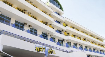 Hotel Party Golden Sands 4