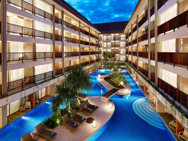 Hotel Four Points By Sheraton Bali Kuta 1