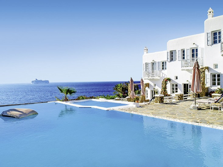 Hotel Apanema Aegean Luxury en Suites