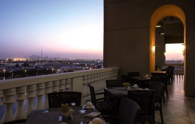 Hotel Sheraton Dubai Mall Of The Emirates 1
