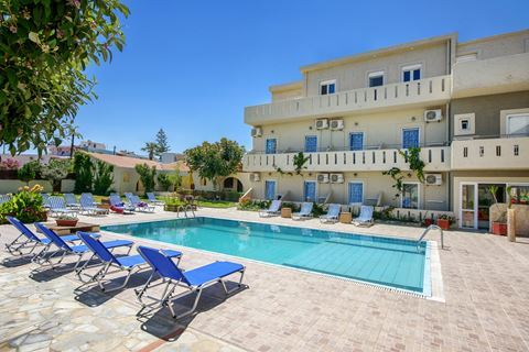 Appartement Despoina 1