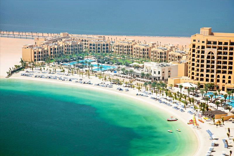 Resort Doubletree by Hilton Resort en Spa Marjan Island