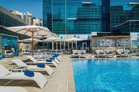 Hotel Doubletree By Hilton Dubai Business Bay 2