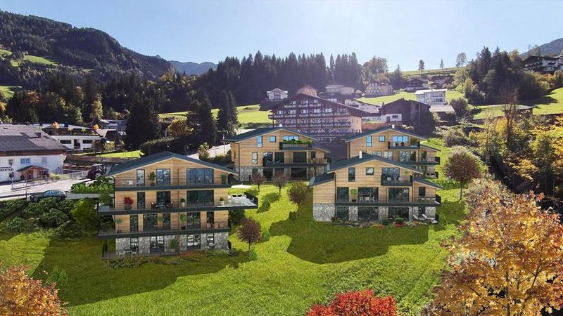 Appartement Panorama Lodge Schladming