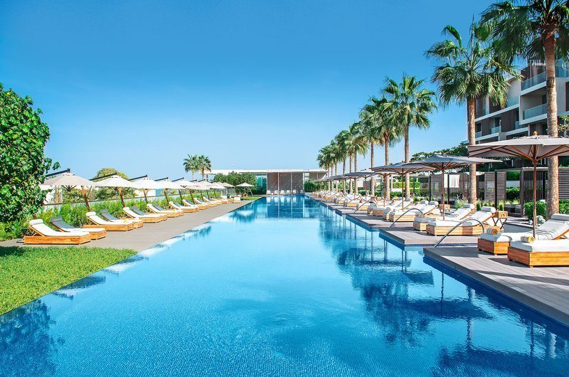 Hotel The Oberoi Beach Resort Al Zorah 1