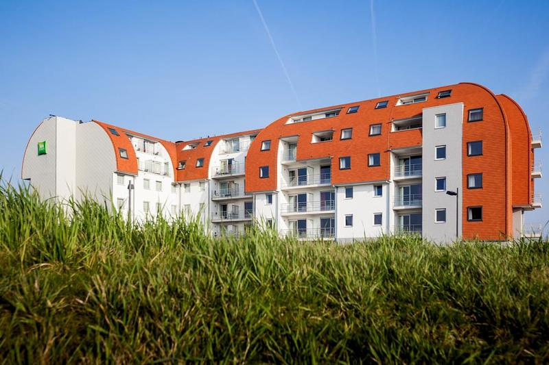 Hotel Holiday Suites Zeebrugge