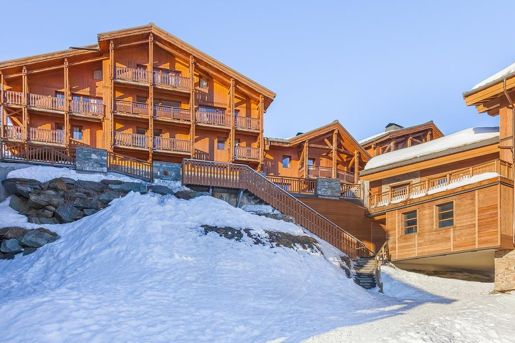Appartement Les Balcons de Val Thorens