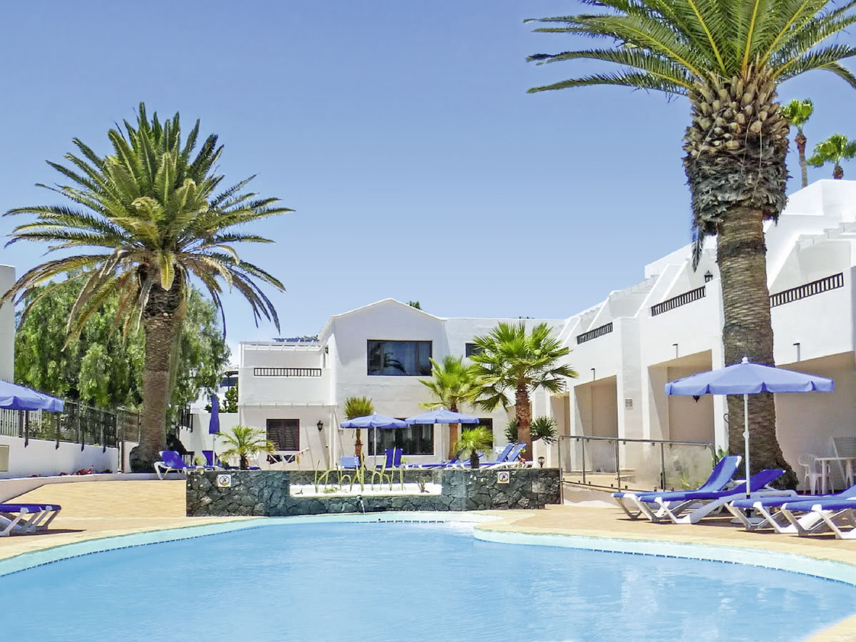 Appartement Fayna en Flamingo Lanzarote 1