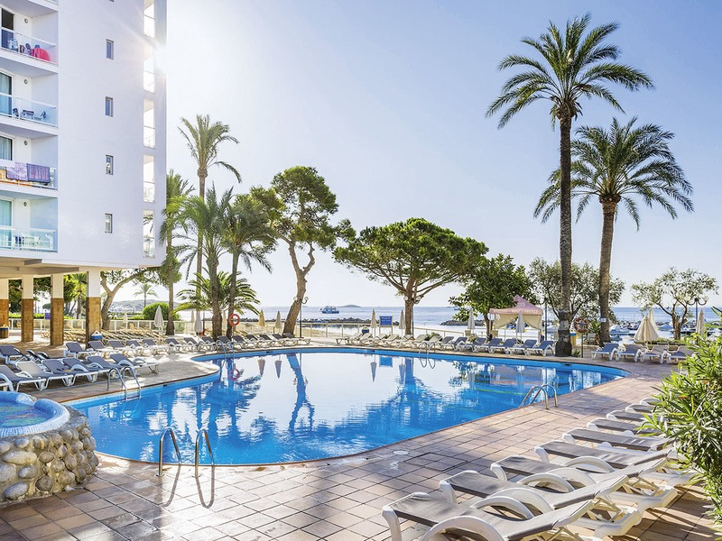 Hotel The Ibiza Twiins