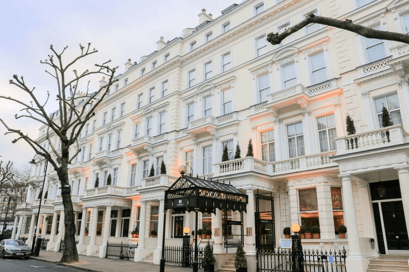 Hotel Doubletree By Hilton London Kensington 1