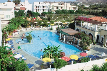 Appartement Peridis Family Resort