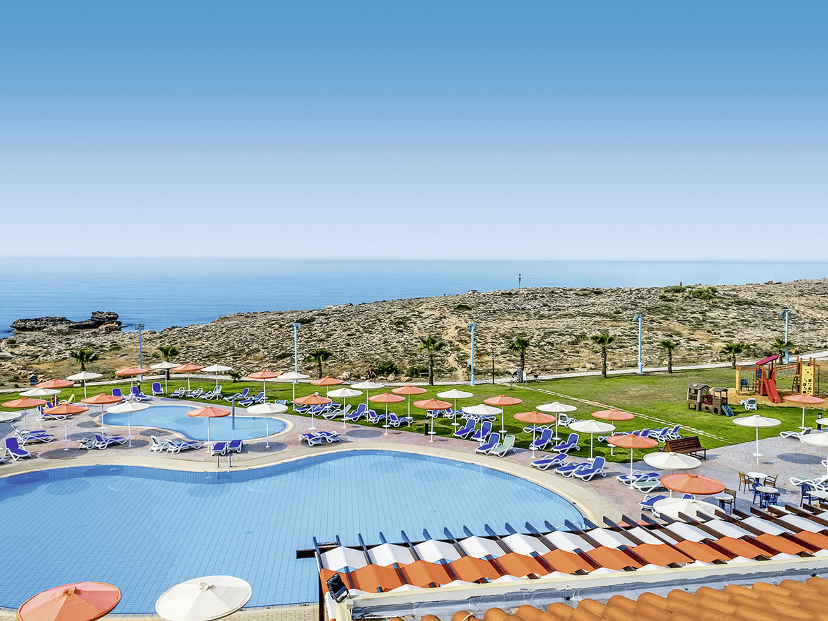 Apartotel Aktea Beach Village 1