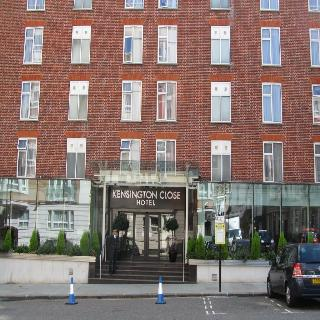 Hotel Holiday Inn Kensington Close 1